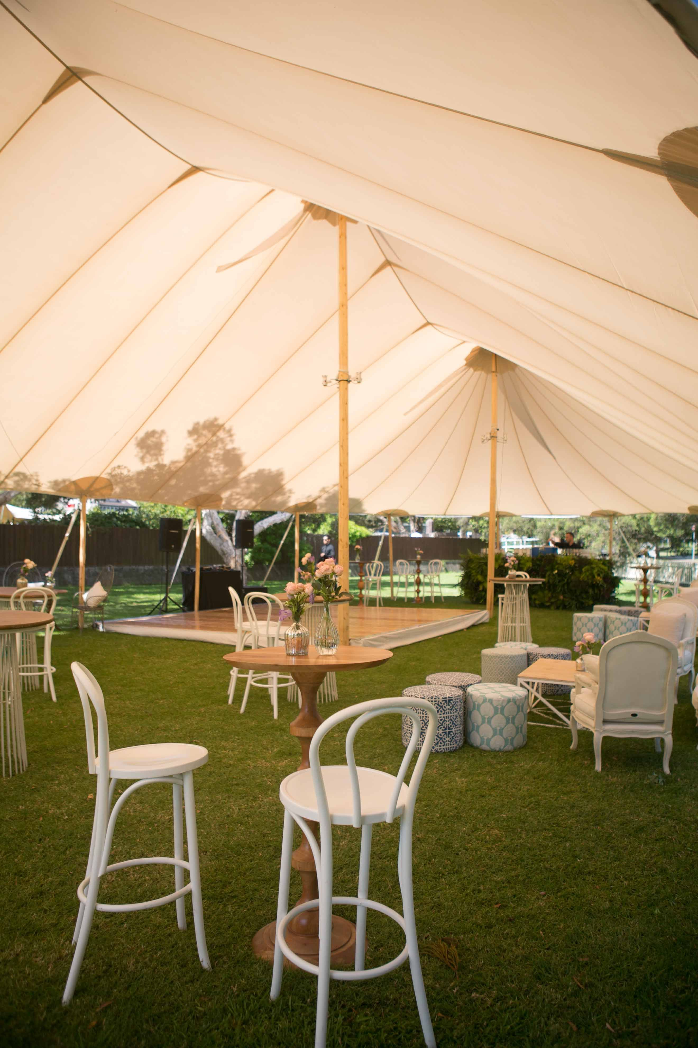 Sperrys party hire wedding event decor tents catering mariage