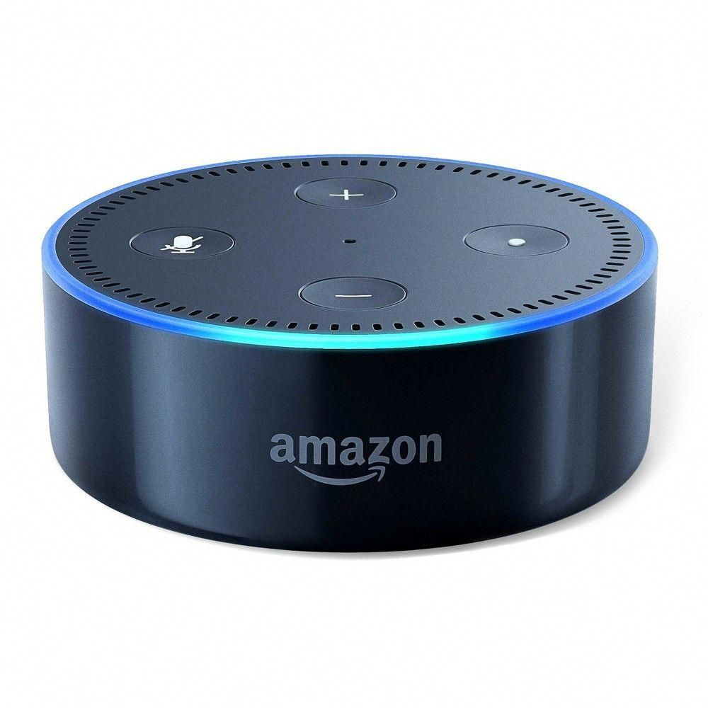 Amazon Echo Dot 2nd Generation Alexa Enabled Bluetooth Speaker Black Callejero Amazon Alexa Echo Dot Echo Dot Echo