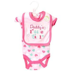Daddy S Little Girl Bodysuit 0 9m 371947927 Cutie Pie Baby Shop