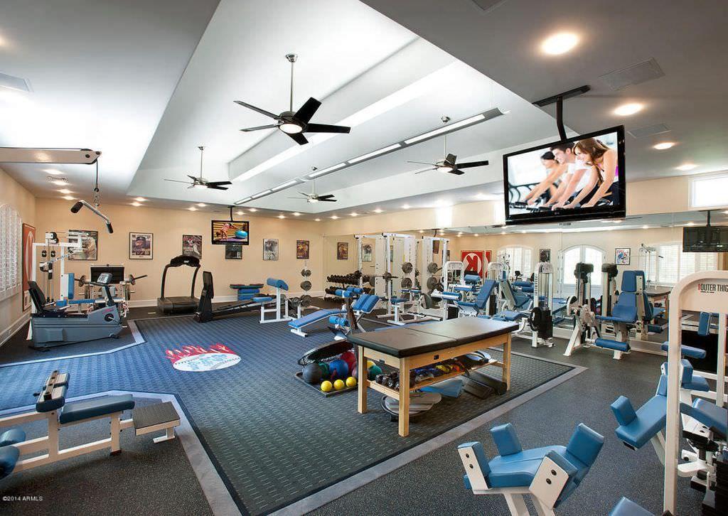 75 Home Gym Design Ideas (Photos) Home gym design, At