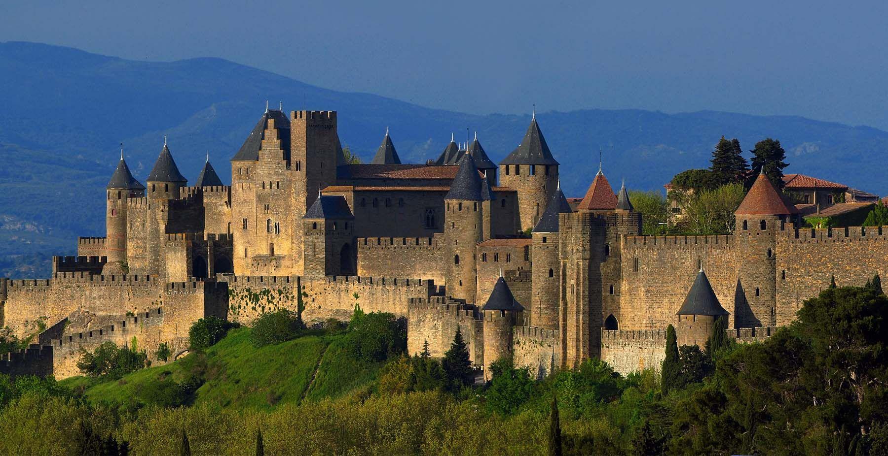 Carcassonne 2007
