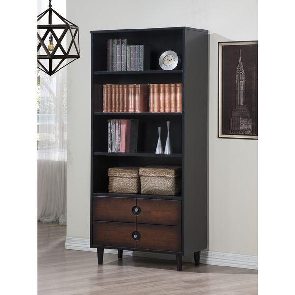 Allen 2-drawer Bookcase