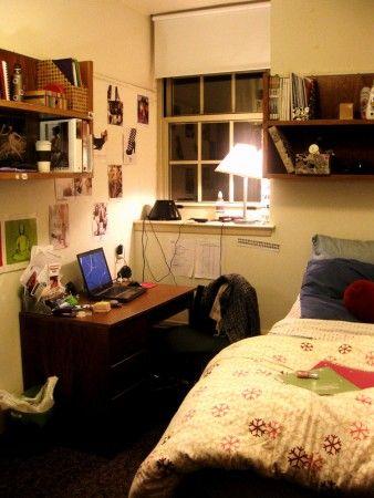 Haverford Dorm Rooms