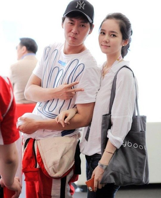 Longtime Married Han Ga In And Yeon Jung Hoon Expecting A Baby Early 2017