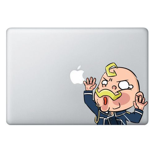 alex louis armstrong trapped series for macbook laptop