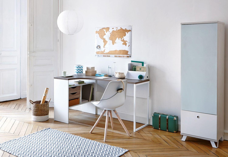 Gallery of bureau pour chambre adulte dco murale bureau chambre