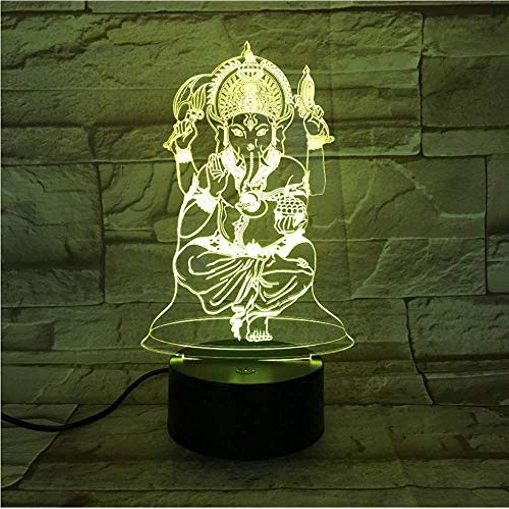 Beleuchtung 3d Bunte Licht Stereoscopic Night Visuelle Illusion 3aa Usb Batterie Led Lampe Dekoration Licht Geschenk Baby Ernahru Led Lampe Beleuchtung Lampe