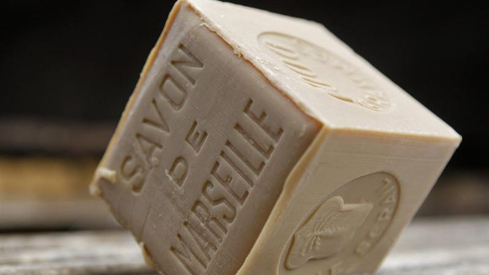 El jabón de Marsella, el original - zeep