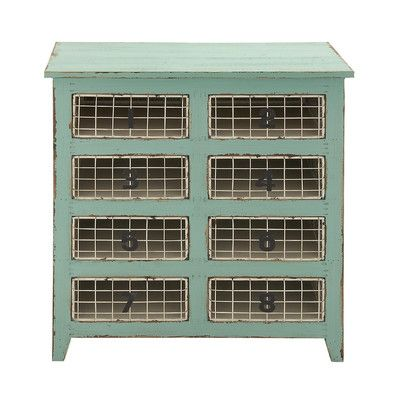You'll love the Wood Metal Basket Chest at Wayfair - Great Deals on all  products with Free Shipping on most stuff, even the big stuff.