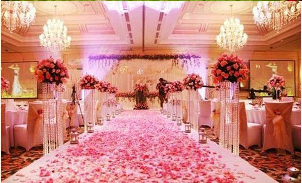 New 2014 free shipping Wholesale 1000pcs/lot Wedding Decorations Fashion Atificial Flowers Polyester Wedding Rose Petals patal-in Rose Petals from Apparel & Accessories on Aliexpress.com | Alibaba Group