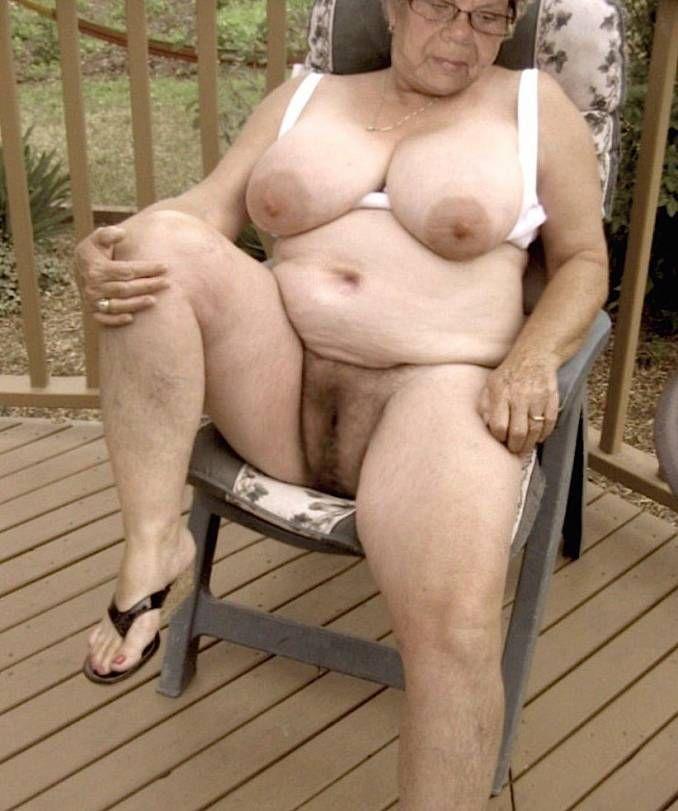 Beautiful nude grandmas