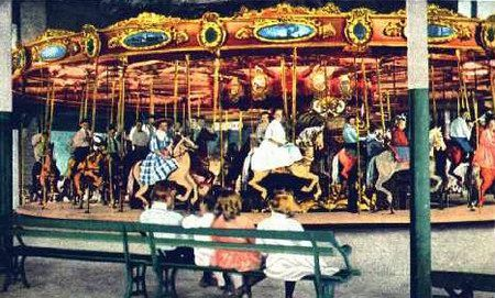 Bob lo island carousel detroit the motor city for Stein motors traverse city
