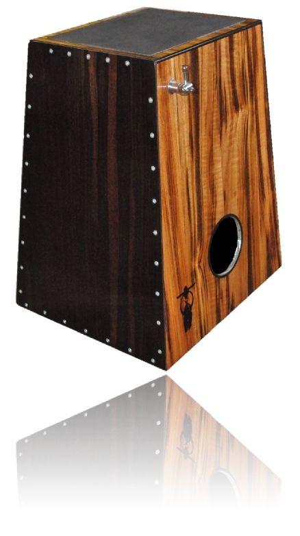 Cajon La Caja Sencilla Cajon Instrumentos Percussao Instrumentos Musicais