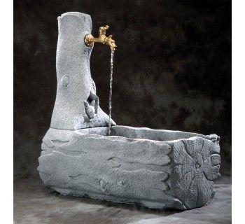 #garten #dekoration #brunnen #gussstein #kunststein #fontaine Brunnen Bergheimat