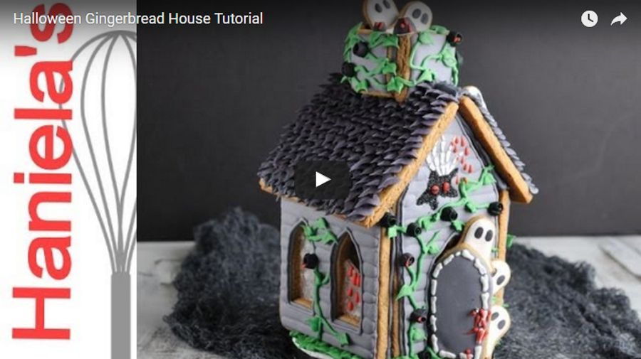 Complete Tutorial on how to make Halloween Gingerbread House ... on ghostly manor haunted house, cartoon haunted house, haunted house blank template, the scarehouse haunted house, inflatable haunted house, haunted turkey house, haunted winter house, haunted cookie house, raymond hill mortuary haunted house, animated haunted house, haunted victorian houses, haunted houses in texas, fun spot orlando haunted house, the scariest most haunted house, simple spooky house, haunted gingerbread tree, haunted house moon, haunted houses in alabama, haunted irish houses, haunted family house,