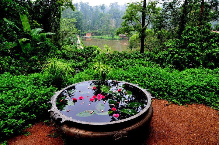 The Brass Uruli & Traditional Kerala Decorating Indian