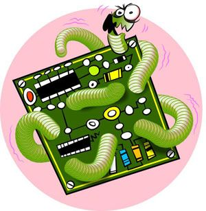 Virus: Es un malware que tiene por objeto alterar el normal funcionamiento de la computadora