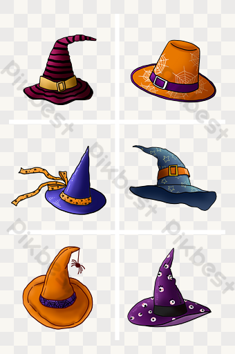 Png Free For Halloween Wizard Hat Group Picture Png Images Psd Free Download Pikbest Png Images Png Halloween Party Poster