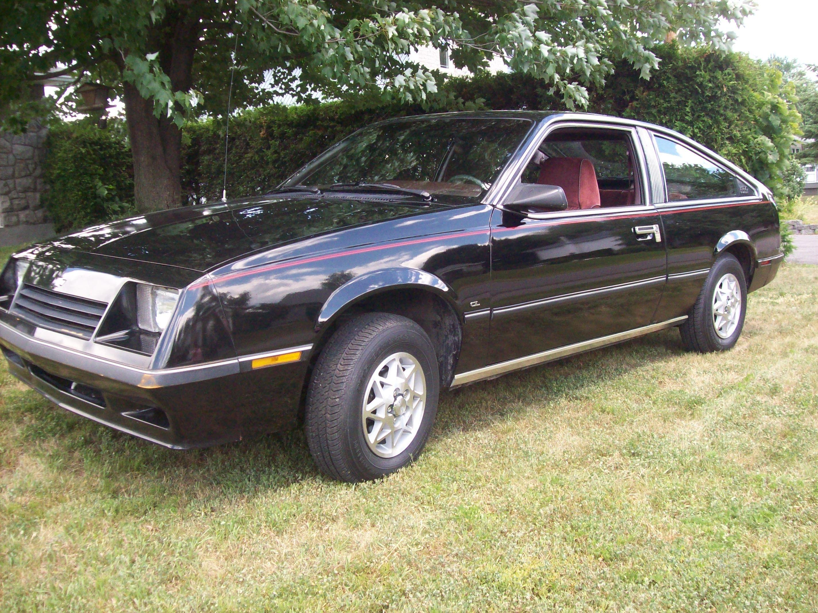 1982 Cavalier Hatchback dashboard   Cohort Sighting: Chevrolet ...