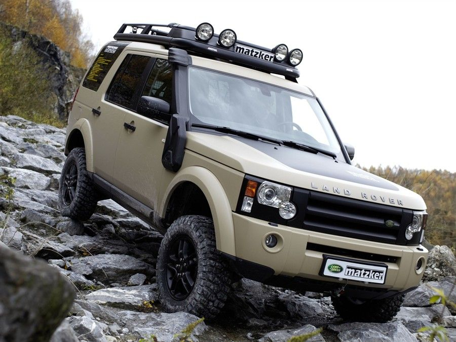 2006 Land Rover Discovery 3 Hse Cool Car Stuff
