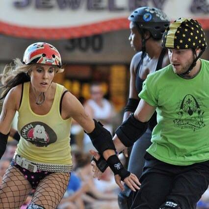 My favorite Roller Derby stars