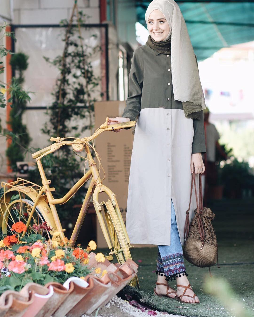 Aybukenur Demirci Aybukenurdemirci Hijab Style Casual Fashion Style