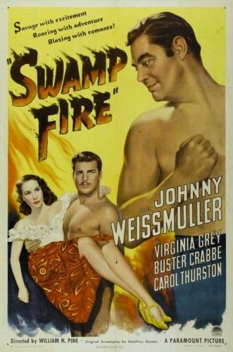 Download Swamp Fire Full-Movie Free