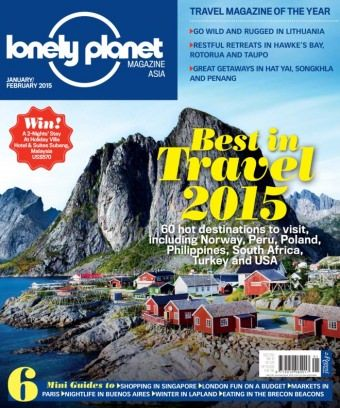 Lonely Planet Asia Jan - Feb 2015 edition - Read the digital edition - copy hong kong world map asia
