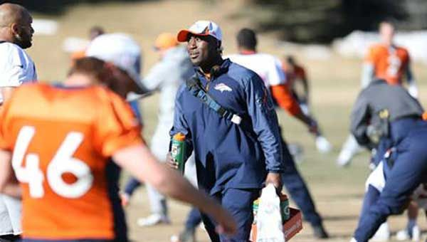 Greenville native spends season with the Denver Broncos Athletic - physical assessment form