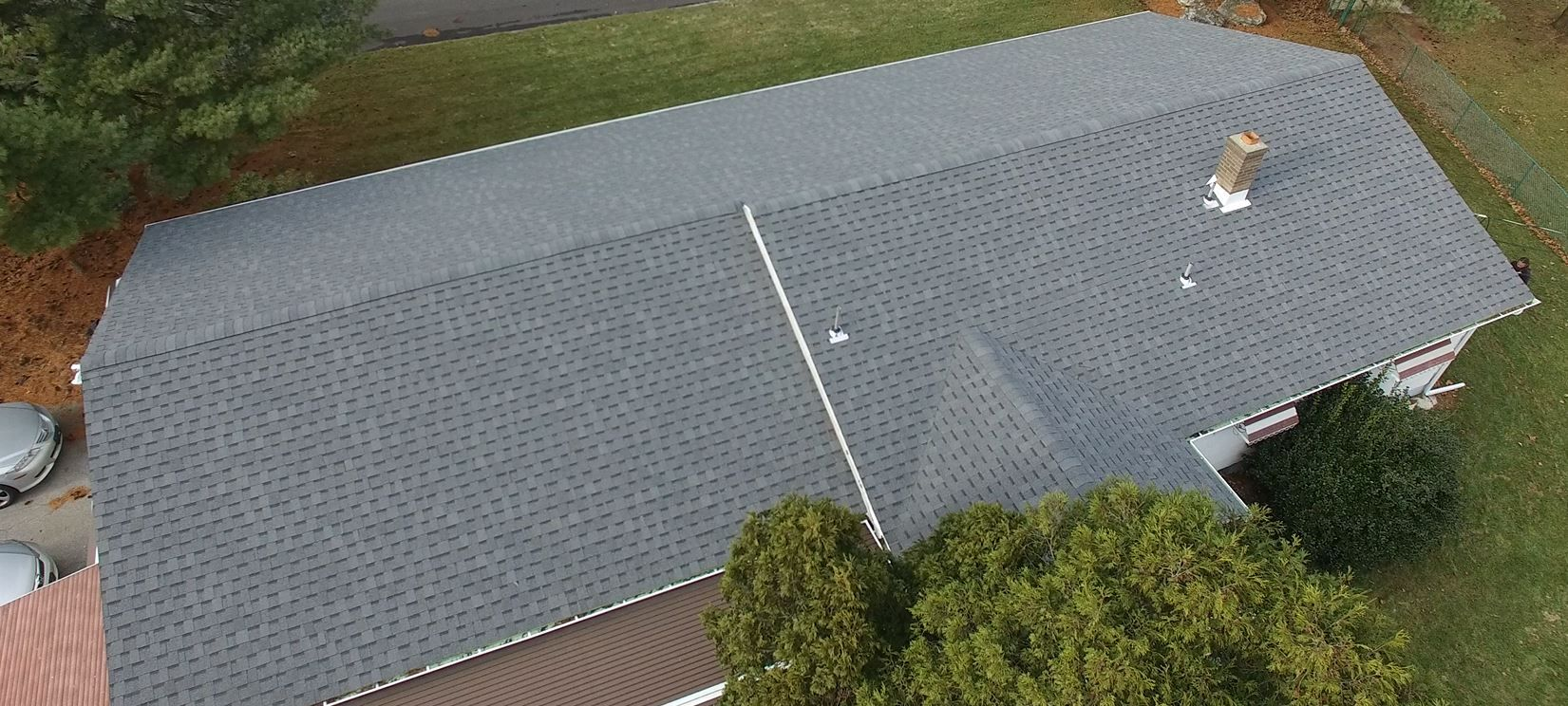 Best A Brand New Architectural Shingle Installation Completed 400 x 300