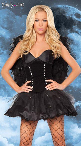 Dark Angel Costume - yandy Halloween costume ideas Pinterest - angel halloween costume ideas