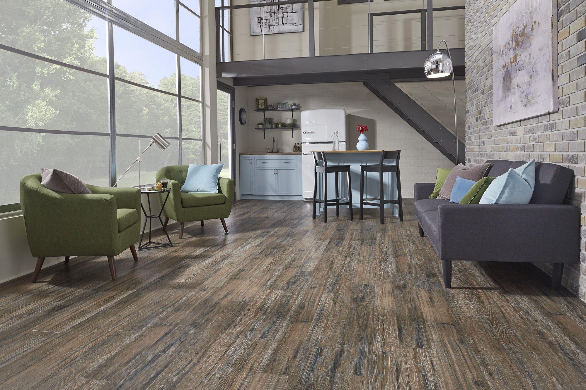 Coreluxe timber wolf pine a waterproof enginered vinyl plank evp floor