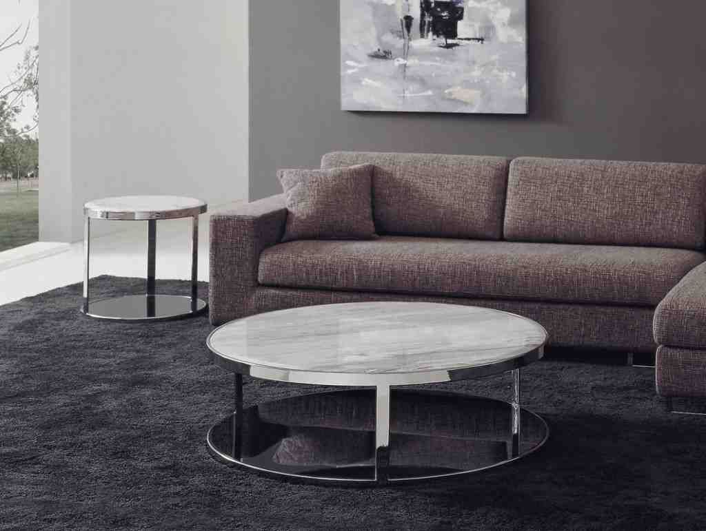 Round Side Tables For Living Room Glass Table Living Room
