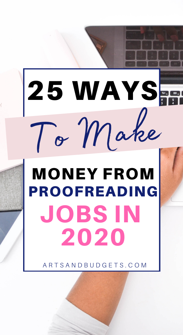 25 Best Online Proofreading Jobs For Beginners (Up To $55/hr