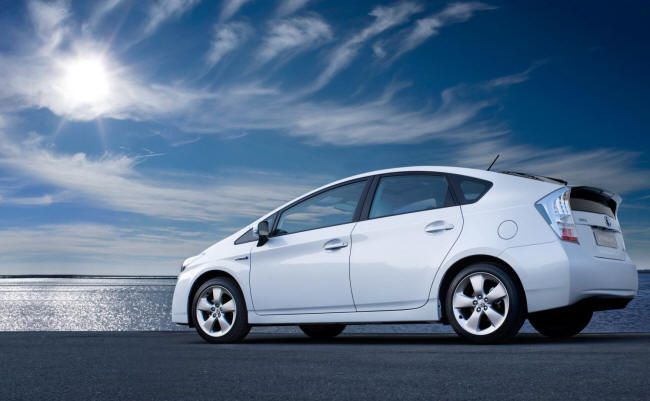 Pin By Environment South Africa On Environment Toyota Prius