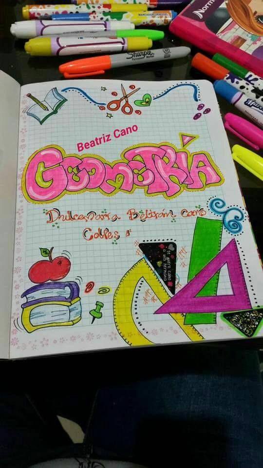 Marcado de cuadernos marcado de cuadernos pinterest - Decoraciones gramar ...