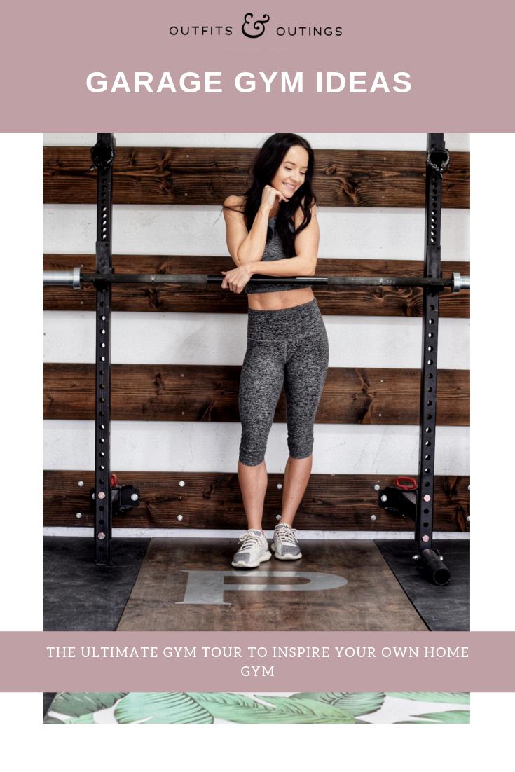 Garage gym ideas for your home gym fitness inspiration garage