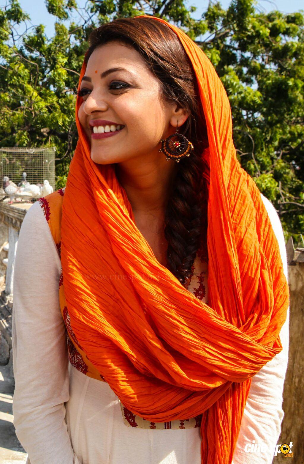 Kajal Agarwal In Maari South Indian Actress Indian Girls Actresses