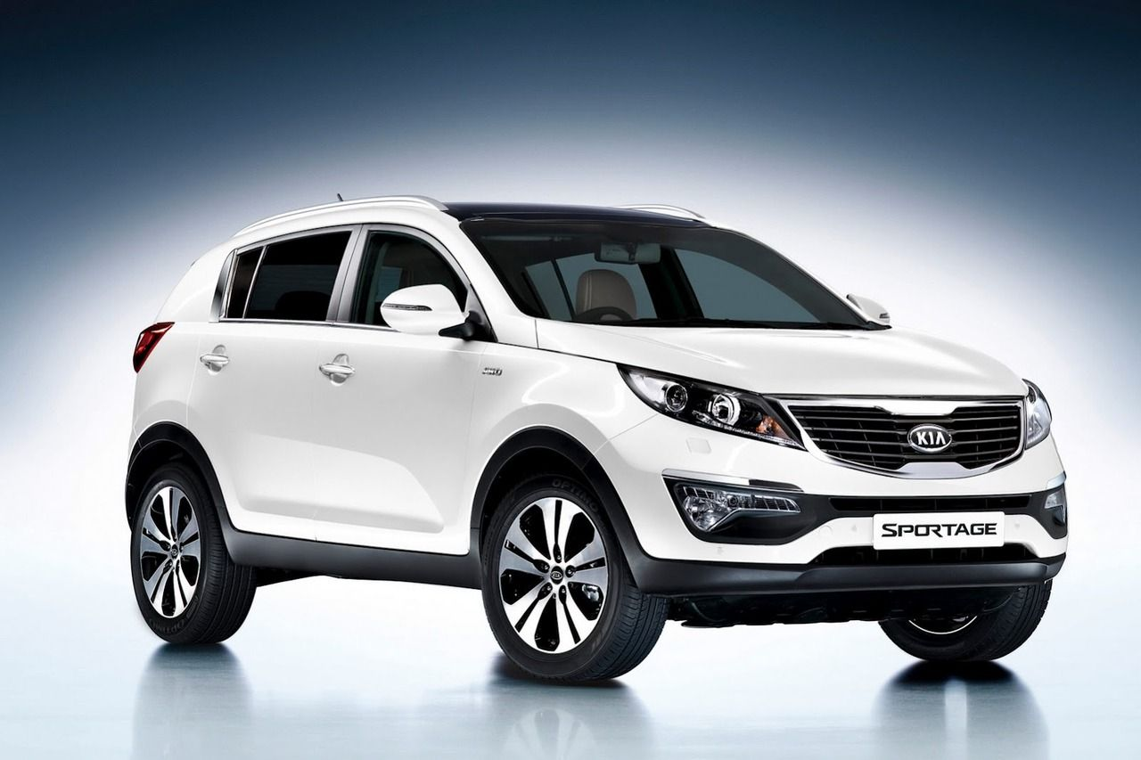 2013 Kia Sportage KX4 (UK Version) For UK Kia sportage