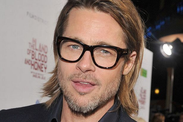 The 15 Hottest Male Celebrities Over 50 Newnownext Celebrities With Glasses Brad Pitt Celebrities Male