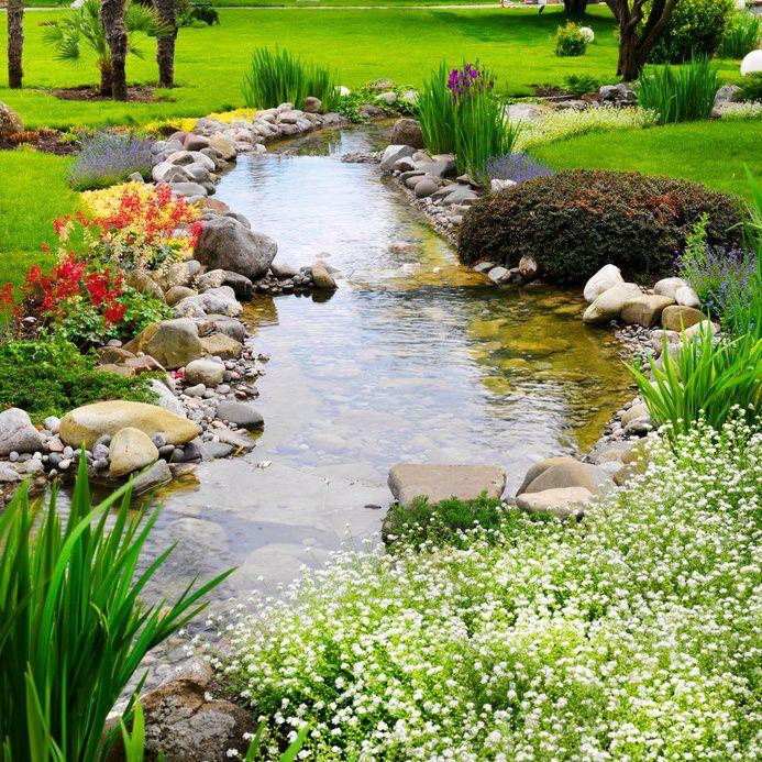 bachlauf anlegen n tzliche tipps und lebendige vorschl ge garten terrasse ideen garden. Black Bedroom Furniture Sets. Home Design Ideas