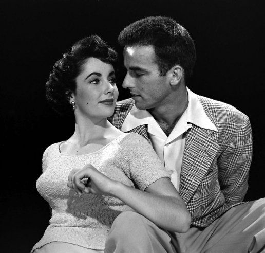 LIFE looks at unpublished photos by Peter Stackpole of Elizabeth Taylor and Montgomery Clift. http://ti.me/GUCbx5