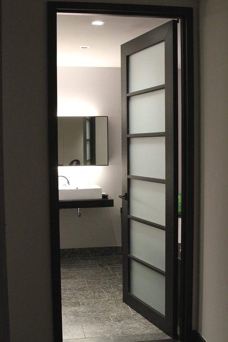 Emejing deco porte interieure noire ideas design trends 2017 impressionnant porte interieur - Porte interieure moderne design ...