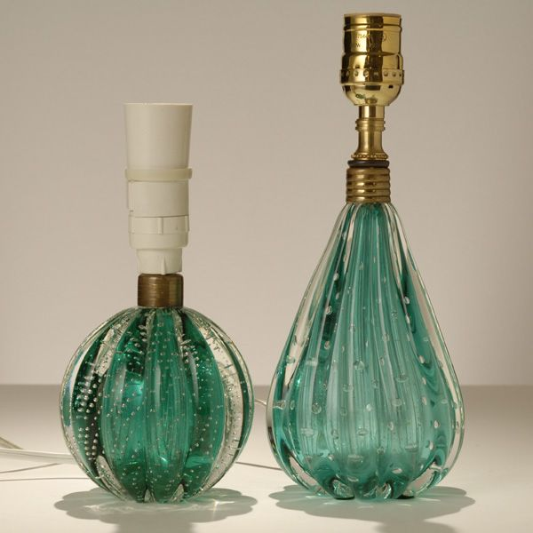 Explore Glass Table Lamps, Murano Glass, And More!