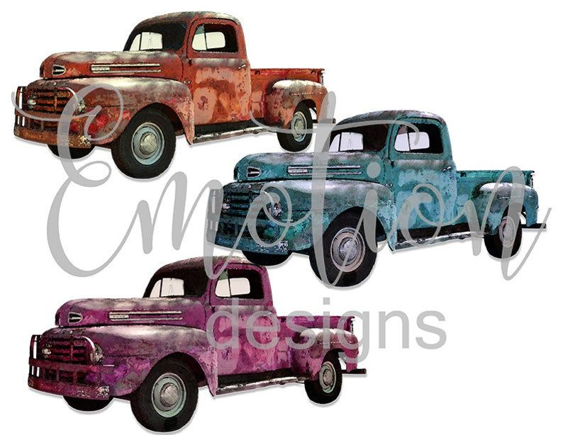 Vintage Truck Bundle Svg Png Instant Download Sublimation Etsy In 2021 Ford Trucks Classic Trucks Truck Accessories Ford