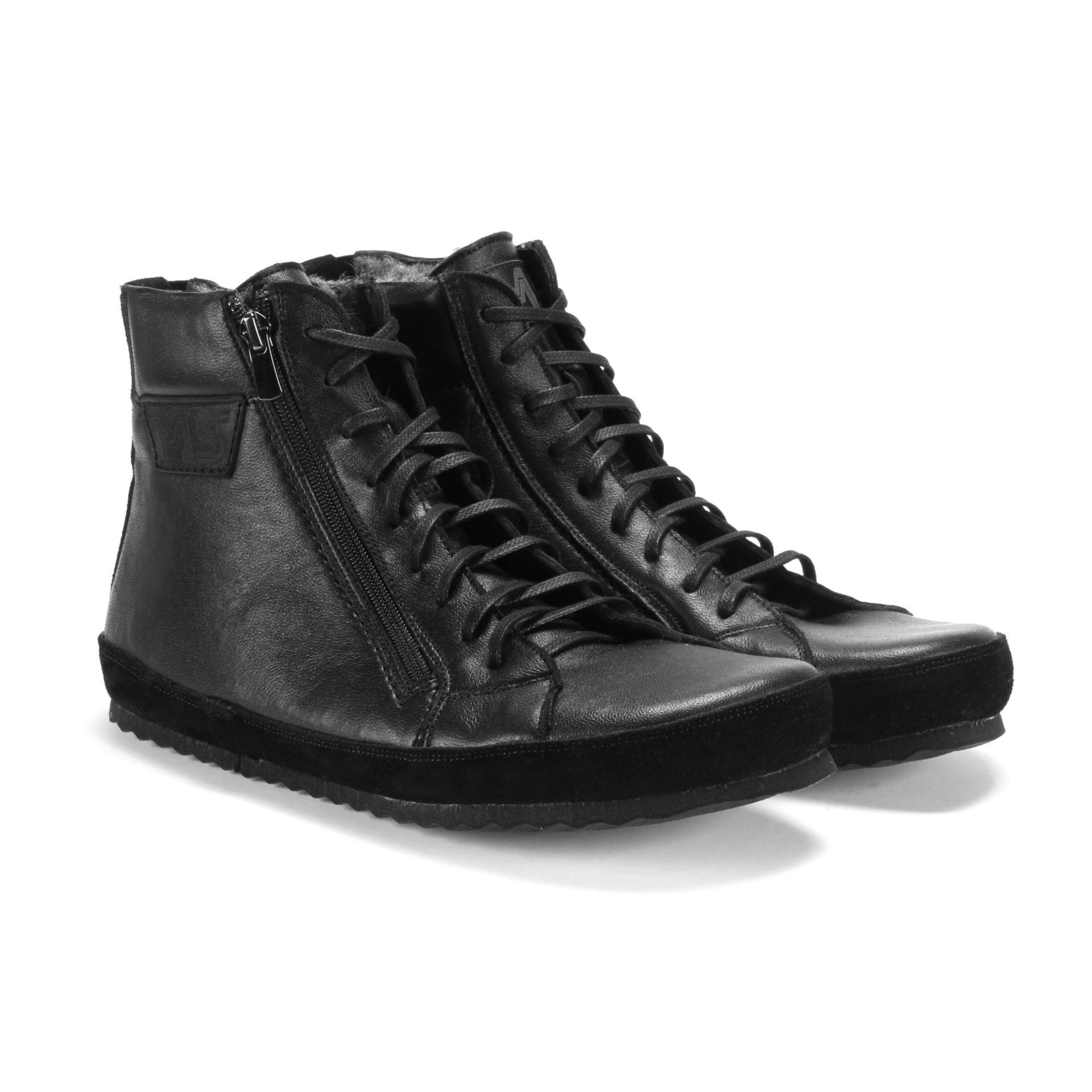 Zimowe Skorzane Buty Minimalistyczne Magical Shoes Alaskan Polski Producent Obuwia Minimalistycznego Skorzane Buty Minima Barefoot Boots Barefoot Shoes Shoes