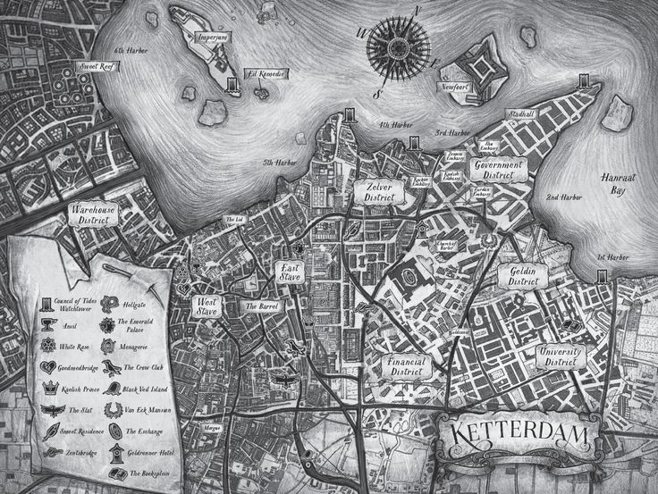 Image result for map from six of crows