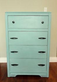 Kayboo Creations: She's a Beauty (dresser)