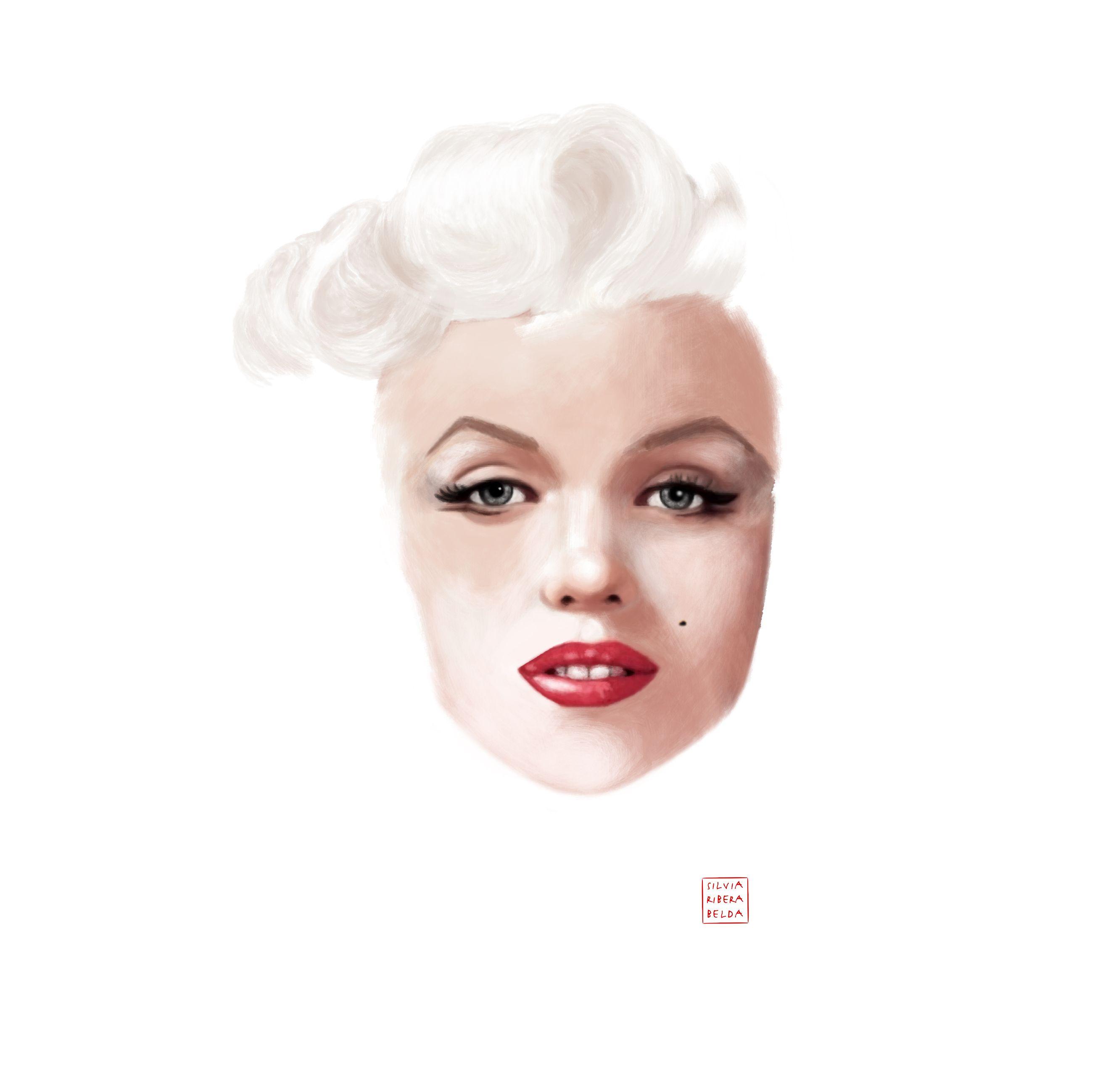 """""""Creo que es muy elegante tener imaginación. Yo no tengo nada de eso, tengo muchas otras cosas, pero imaginación, no"""". Marilyn Monroe en """"La tentación vive arriba"""""""