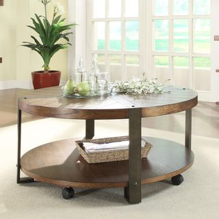 Lawson Round Cocktail Table